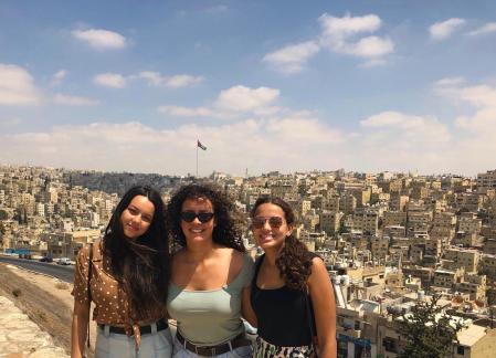 Lichting september 2018: Karen, Marijn, Tamara