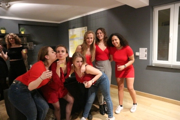 Team Red - Aprilweekend