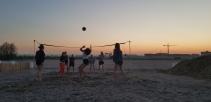 Beachvolleybaltraining