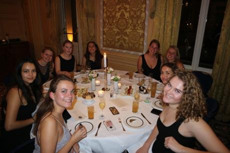 Damesdiner Amstelhotel