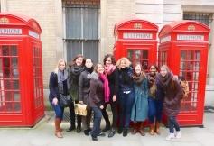 Op bezoek bij Sanne in Londen!
