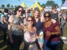 Festivals in de zomer